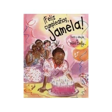 ¡Feliz cumpleaños, Jamela!