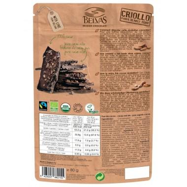 CHOCOLATE ARTESANAL 100% CACAO