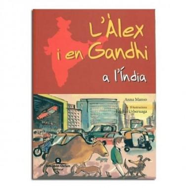 L'Àlex i en Gandhi a l'Índia