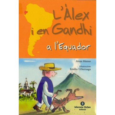 L'Àlex i en Gandhi a l'Equador