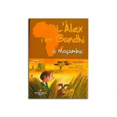L'Àlex i en Gandhi a Moçambic