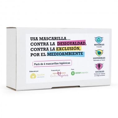 MASCARILLAS HIGIENICAS...