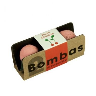 BOMBA BIODIVERSIDAD FLORES...
