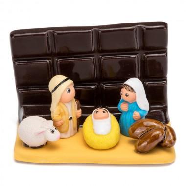 BELEN MODELO CHOCOLATE